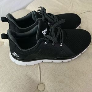 Almost new Adidas golf shoes